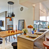 Houzz Tour: Warm and Woody for a Couple