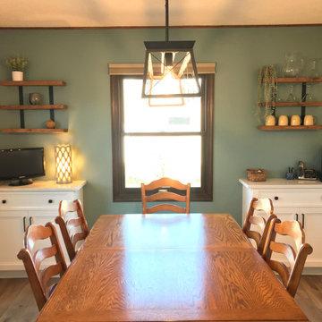 Waukesha Kitchen & Dining Room Remodel