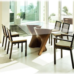 contemporary dining tables by HOME RESOURCE
