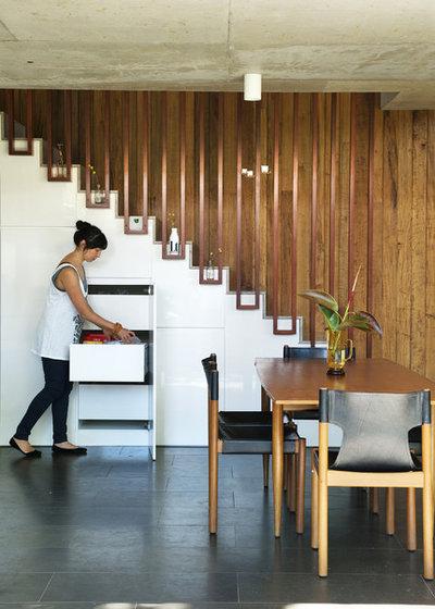 Retro Matplats by Klopper and Davis Architects