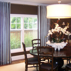 Traditional Dining Room by Web Decors - Donna Webster
