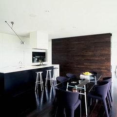 modern dining room by design-milk.com