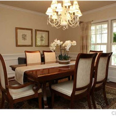 Farmhouse Dining Room by Vaisseaux Corp.