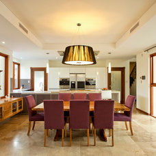 Contemporary Dining Room by Inspire Your Space