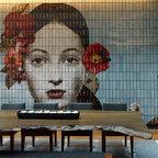 Home renovation in sw berlin modern dining room - Asia mobel stuttgart ...