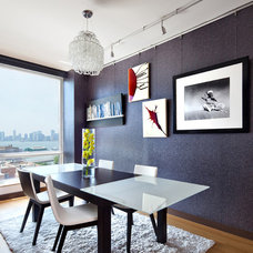 Modern Dining Room by Noha Hassan Designs