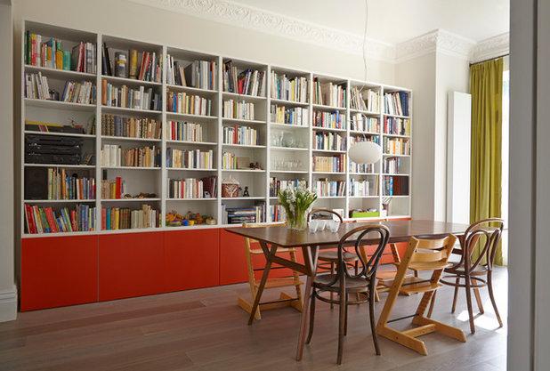 Modern Dining Room by Elgin & Ellis Limited