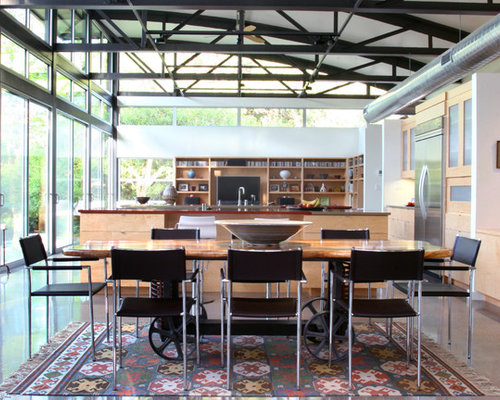Exposed Roof Structure Houzz