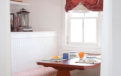 19 Ways to Create a Cozy Breakfast Nook