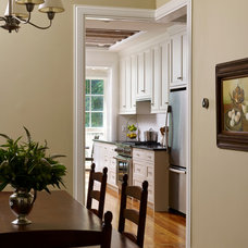 Traditional Dining Room by Rasmussen / Su Architects