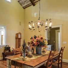 Farmhouse Dining Room by The Neil Kelly Company