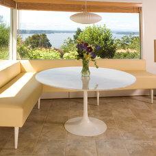 Modern Dining Room by Leila Ramac-Pasco, DA/Neil Kelly