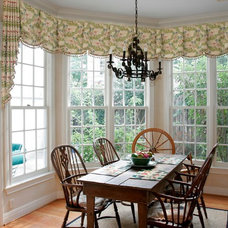 Traditional Dining Room by Beverly Vosko Interiors and Remodeling