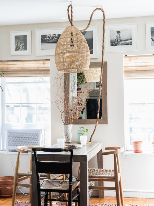 Best 70 Eclectic Dining Room Ideas