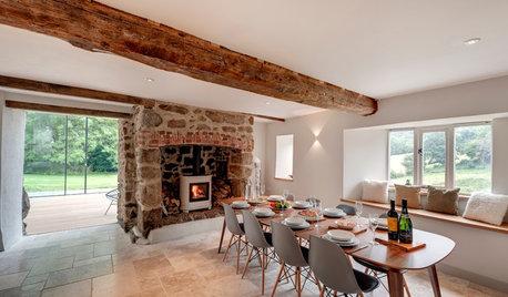 Houzz Tour: A Dartmoor Farmhouse With a Contemporary Extension