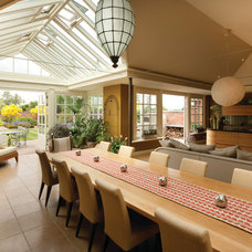 Traditional Dining Room by Westbury Garden Rooms