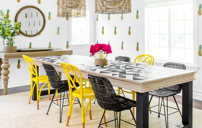 10 of the Best Ways to Decorate with... Pineapples