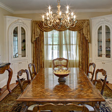 Traditional Dining Room by Culin & Colella, Inc.