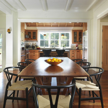 Westport, MA Residence: Dining Area