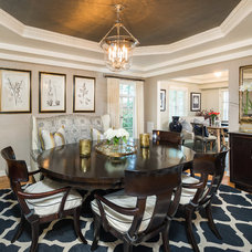 Traditional Dining Room by Dana Lauren Designs