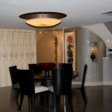 Wexford Penthouse remodel