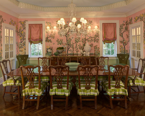 Houzz Wallpaper Dining Room: Cherry Blossom Wallpaper