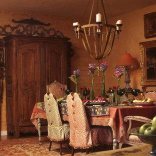 Foto di una sala da pranzo bohémian
