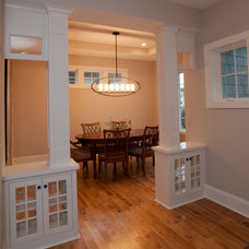 Traditional Dining Room by Jim Kuiken Design