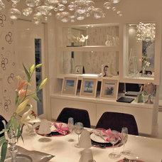Modern Dining Room by Marcia Arcaro Design