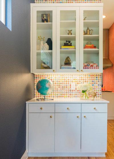 Modern Dining Room by eleven11DESIGN