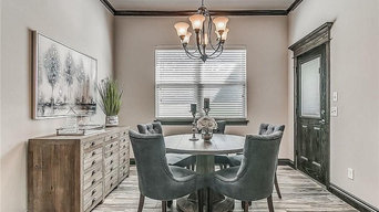 Whitman Occupied Staging Dining Room