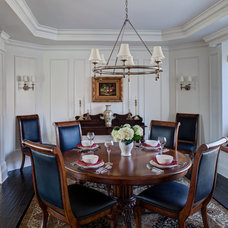 Traditional Dining Room by Airoom Architects-Builders-Remodelers