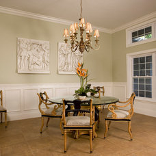 Traditional Dining Room by Progressive Builders, Inc.