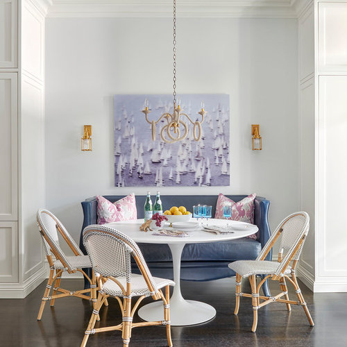 Dining Room Ideas Houzz: Transitional Dining Room Ideas & Design Photos