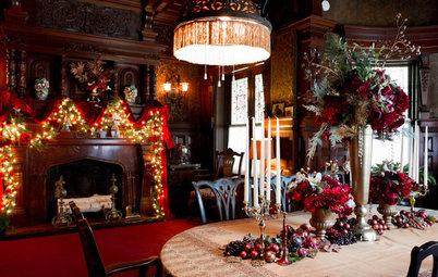 New York's Wilderstein House Dresses Up for Christmas
