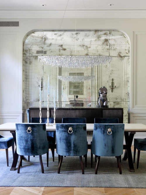 Dining Room Mirrors Houzz - Dining room mirrors