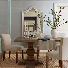 Traditional Dining Room by Williams-Sonoma Home