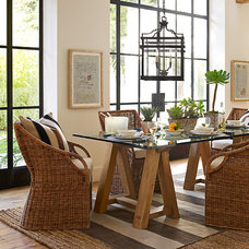 Contemporary Dining Room by Williams-Sonoma Home