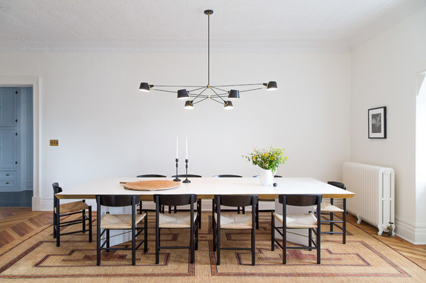 How To Choose A Dining Table Light - Over table ceiling lights