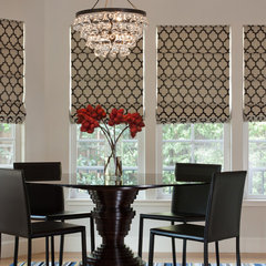 contemporary dining room by Lizette Marie Interior Design