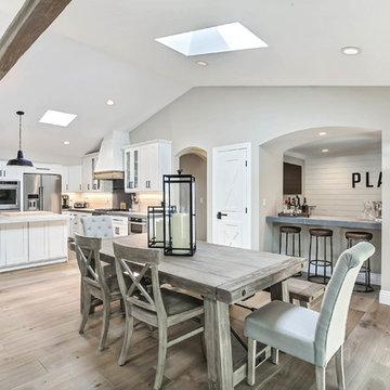 Willow Glen Transitional Full Home Remodel