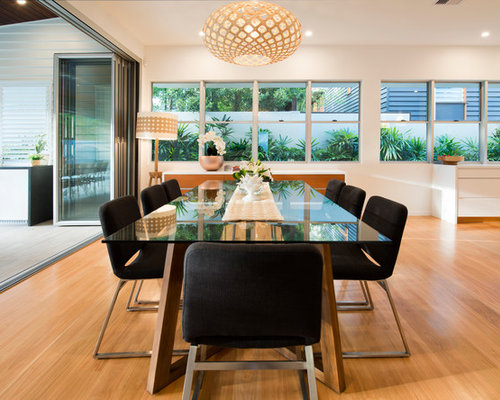 Contemporary Dining Room Design Ideas, Renovations & Photos