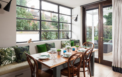 9 Examples of How a Banquette Could Work in Your Space