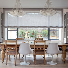 Contemporary Dining Room by Godrich Interiors