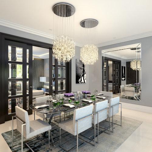 Dining Room Ideas Houzz: 70+ Best Contemporary Dining Room Ideas