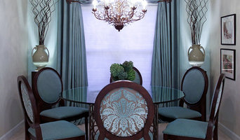 Window Treatment for Maxwell House of Design