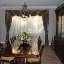 Traditional Dining Room by Kathryn Interiors, Inc.