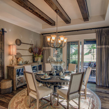 Wine Country Craftsman in the Heart of Cornfield Bliss
