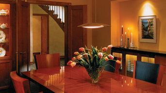 Winnetka Residence Contemporary Interior Remodel