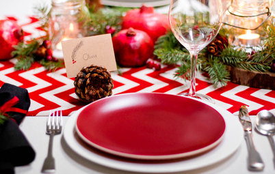 10 Thoughtful and Thrifty Christmas Table Touches